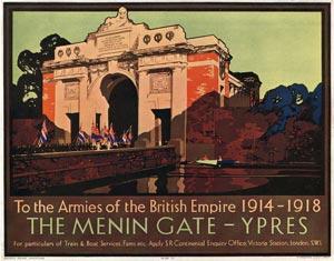 Menin Gate poster