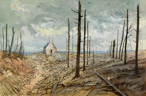 contalmaison aftermath