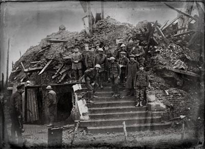 contalmaison chateau ruin