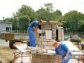 Contalmaison Cairn 2004 - master masons