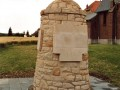 Contalmaison Cairn 2004 - Cairn completed