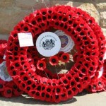 Wreath laid on behalf of the Scottish Executive