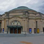 Usher Hall in Edinburgh