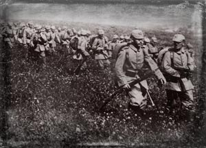 The German Advance 1914